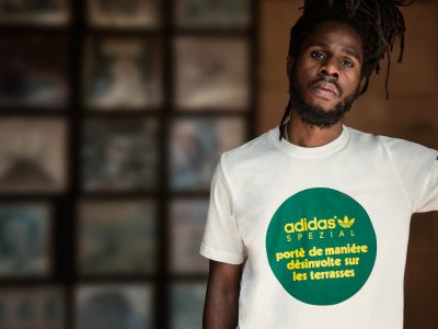 Chronixx - Adidas Spezial Collection