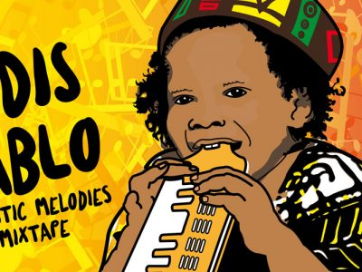 Addis Pablo Majestic Melodies Mixtape