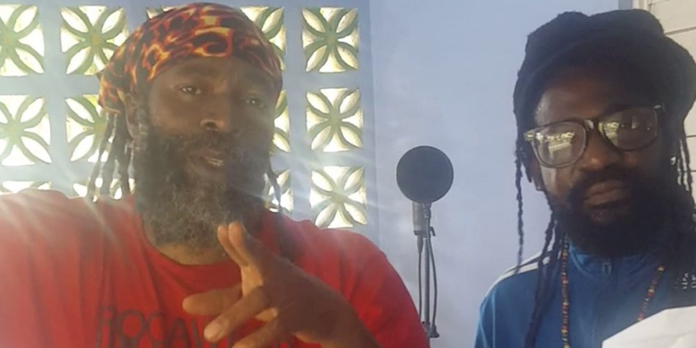 Capleton & Fyah George for ReggaeYard.gr