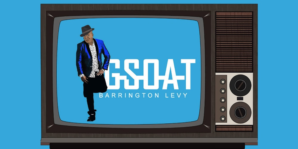 G.S.O.A.T. by Barrington Levy