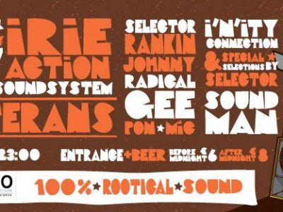 IRIE Action SOUND System meets the Veterans
