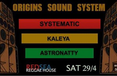 Origins Sound System in Session