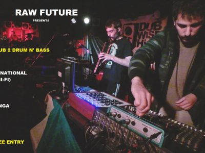 Raw Future presents