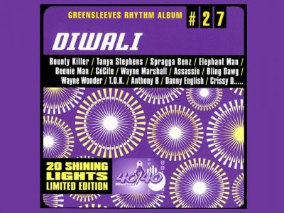 Diwali Riddim - 15 χρόνια