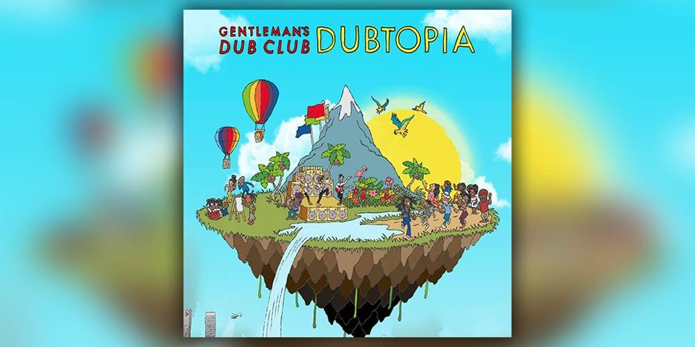 Dubtopia - Gentleman's dub club