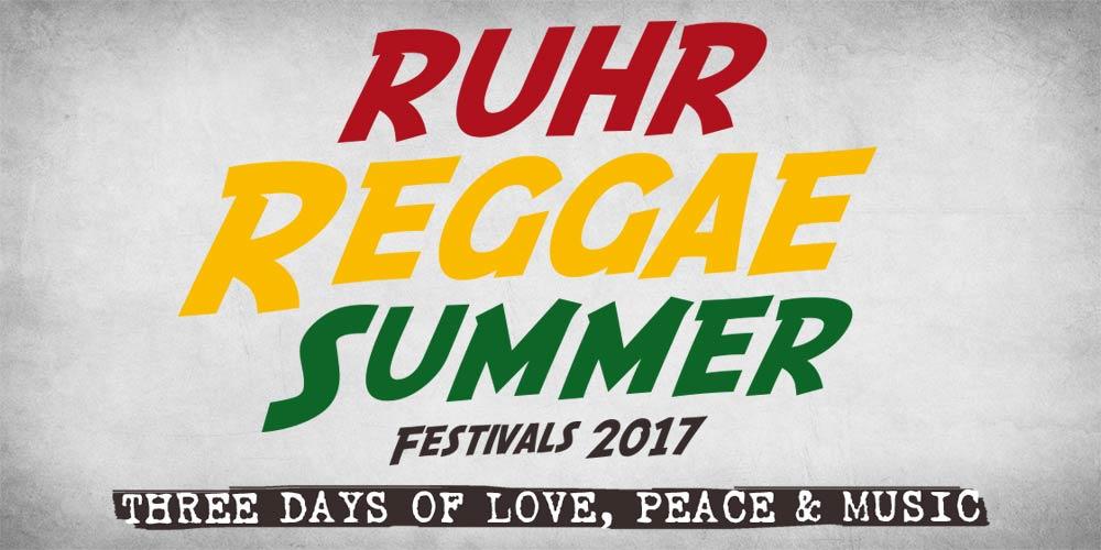 Ruhr Reggae Summer Festivals 2017