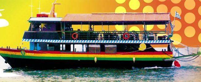 Dancehall & Afrobeatz Summer party at Klio Boat