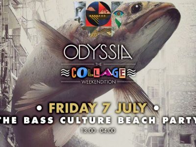 Odyssia Festival - The Bass Culture Beach Party