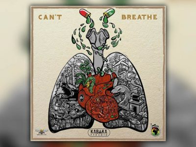 Kabaka Pyramid - Can't Breathe