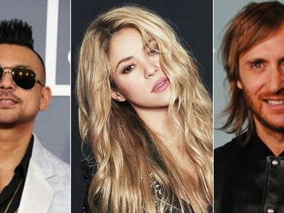Sean Paul - Shakira - Guetta