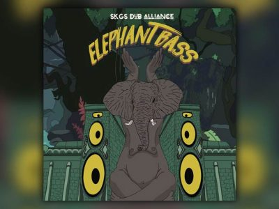 Elephant Bass - Skg's Dub Alliance - Elephant Bass LP