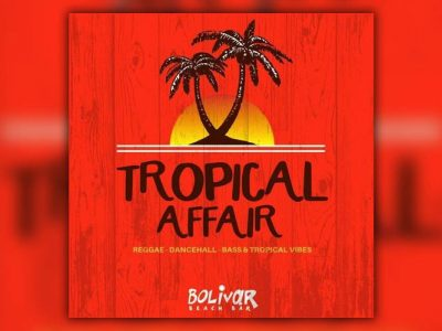 Tropical Affair - Bolivar Beach Bar - Blend Mishkin