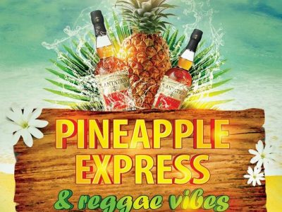 Pineapple Express & Reggae Vibes