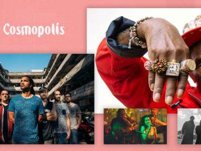Kavala Cosmopolis Festival 2017