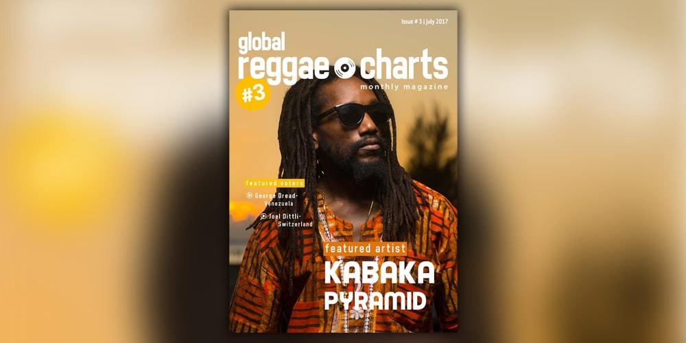 Global Reggae Charts #3