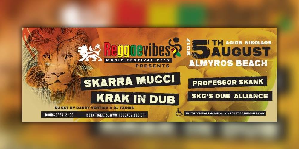 Reggaevibes Festival 2017