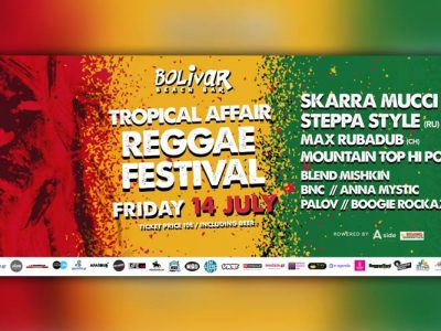 Tropical Affair Reggae Festival