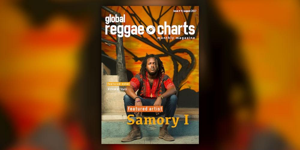 Global Reggae Charts #4