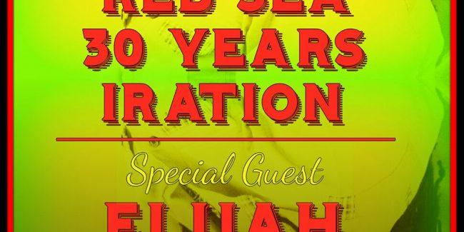 RED SEA 30 YRS Anniversary