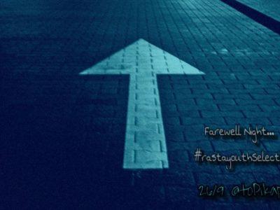 Rastayouth's Farewell Dance