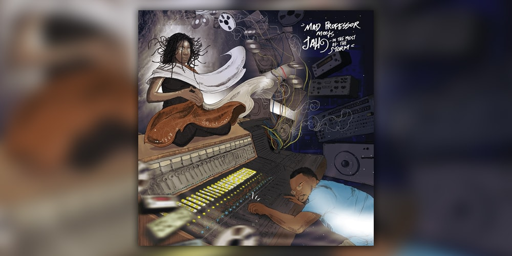 Mad Professor Meets Jah9 – In the Midst of the Storm