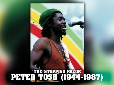 Peter Tosh - Stepping Razor