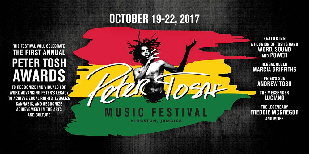 Peter Tosh Festival