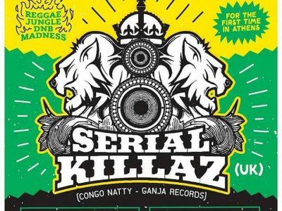 Serial Killaz (UK) @ LAB