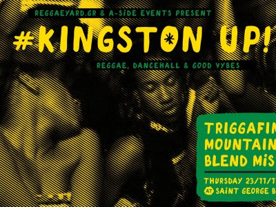 Kingston Up! | Triggafinga Intl, Mountain Top & Blend Mishkin