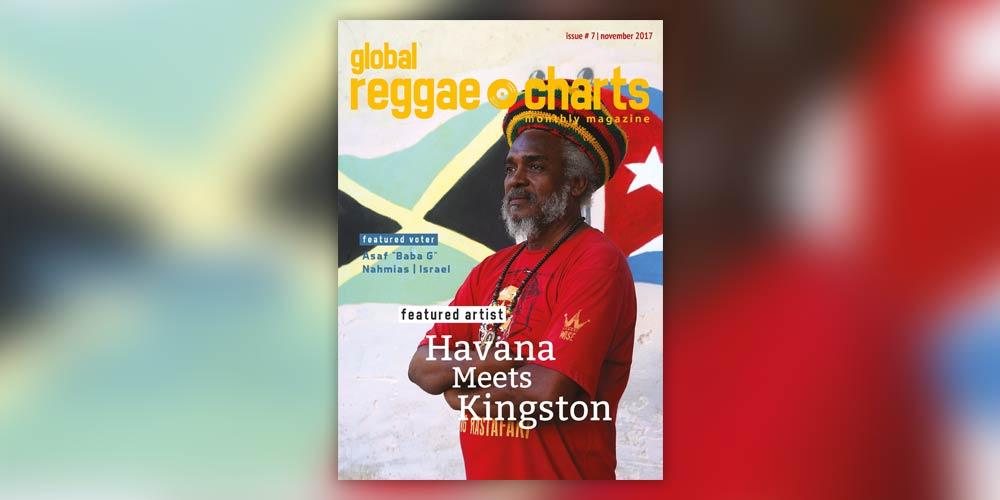 Global Reggae Charts #7