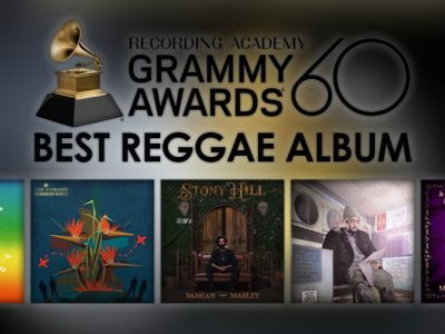 Reggae Album Grammy 2018