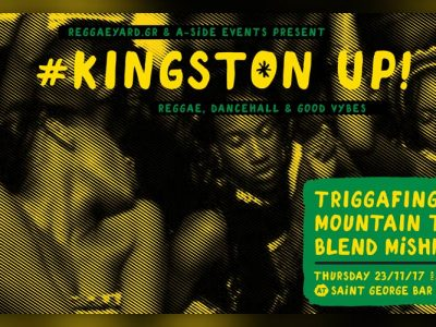 Kingston Up! Reggae, Dancehall and Good Vybes!