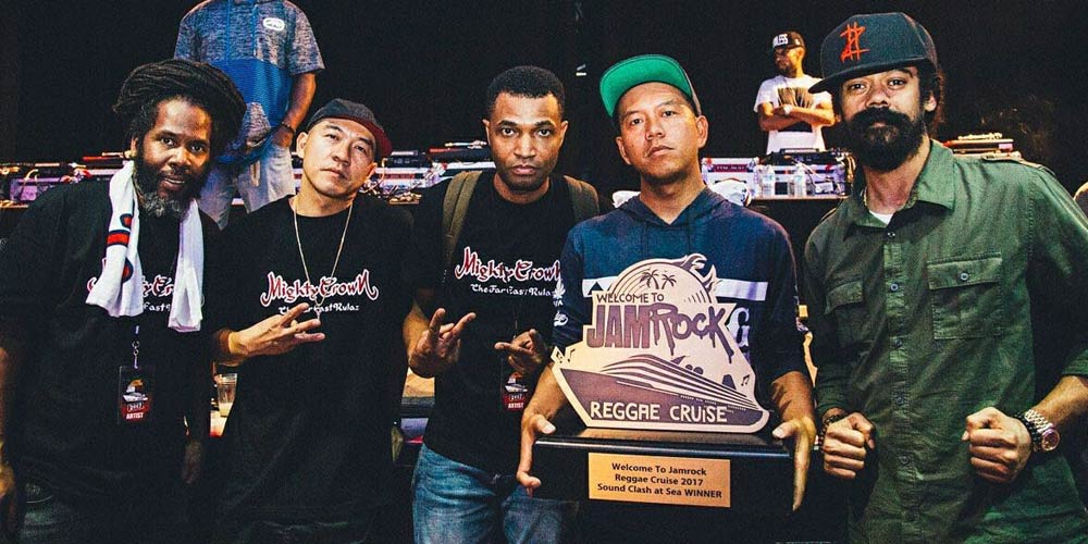 Mighty Crown win Sound Clash at Sea