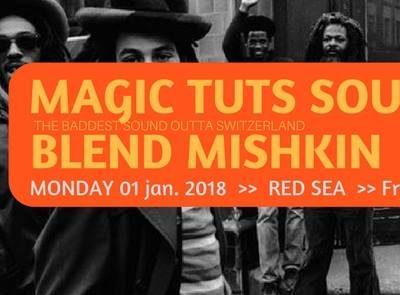 Magic Tuts Sound (CH), Blend Mishkin in Session