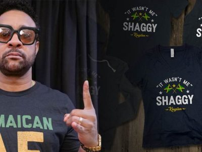 Shaggy Rae Town Apparel