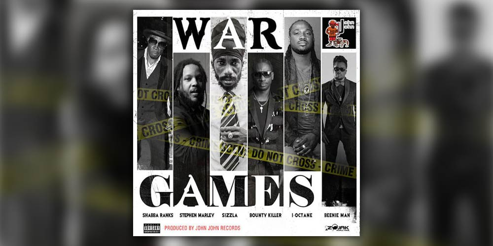 Shabba Ranks - War Games