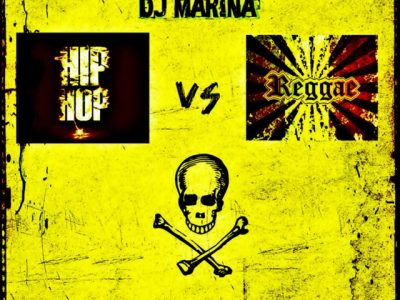 HipHop vs Reggae στο Zion