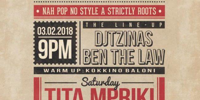 CHAMPION SOUND: DJTZINAS & BEN THE LAW