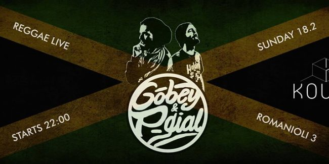 Gobey & P-Gial