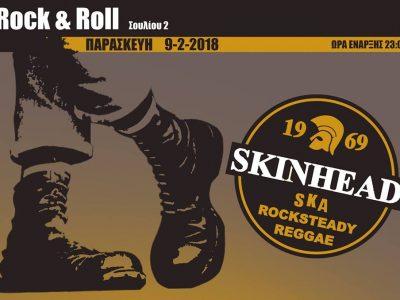 Ska-Rocksteady-Reggae Night
