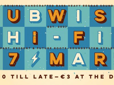 Dubwise Hi-Fi in session at Red Sea
