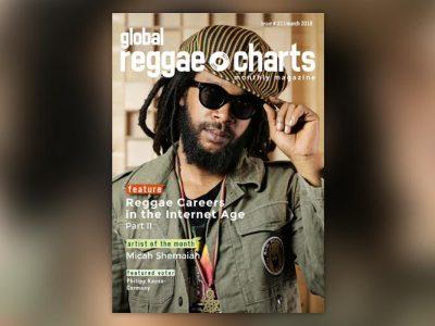Global Reggae Charts #11, τεύχος Μαρτίου
