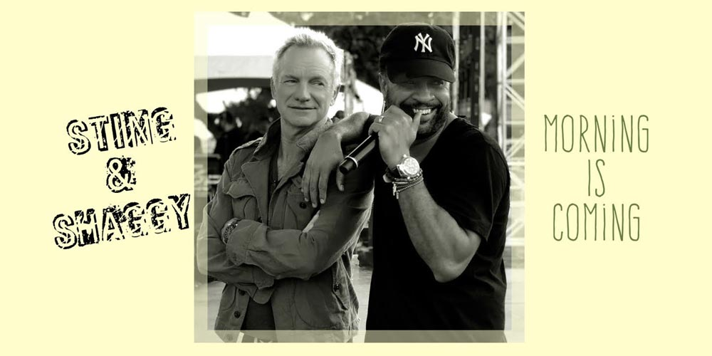 Shaggy & Sting - Morning Is Coming