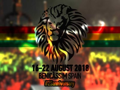 Rototom Sunsplash 2018