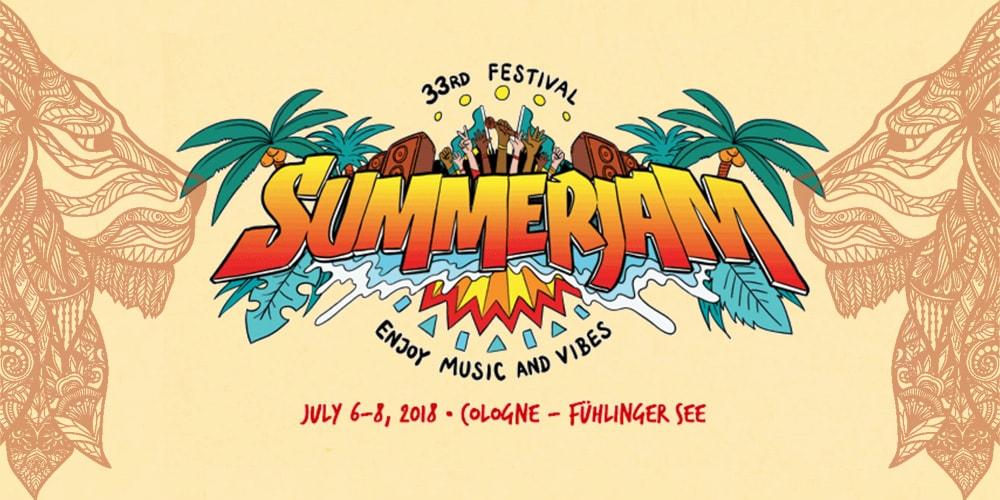 Summerjam 2018