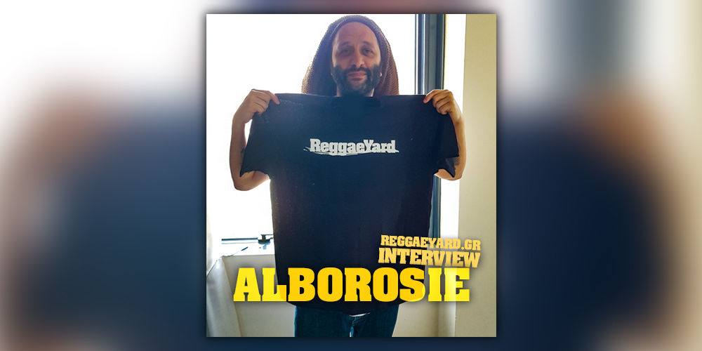 Συνέντευξη του ReggaeYard με τον Alborosie!