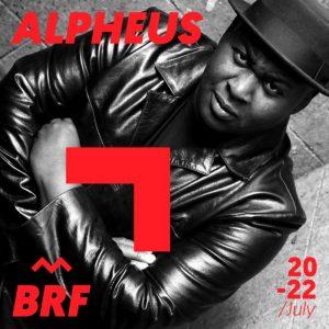 Alpheus - Boom Reggae Festival 2018