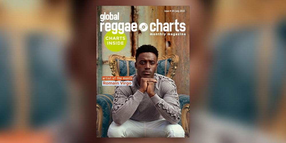 Global Reggae Charts #14, τεύχος Ιουλίου 2018!