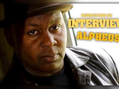 ReggaeYard.gr Interview Alpheus