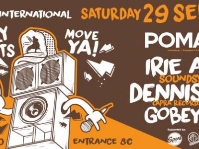 Irie Action Sound/ Dennis Capra/ Gobey & P-Gial At Romantso